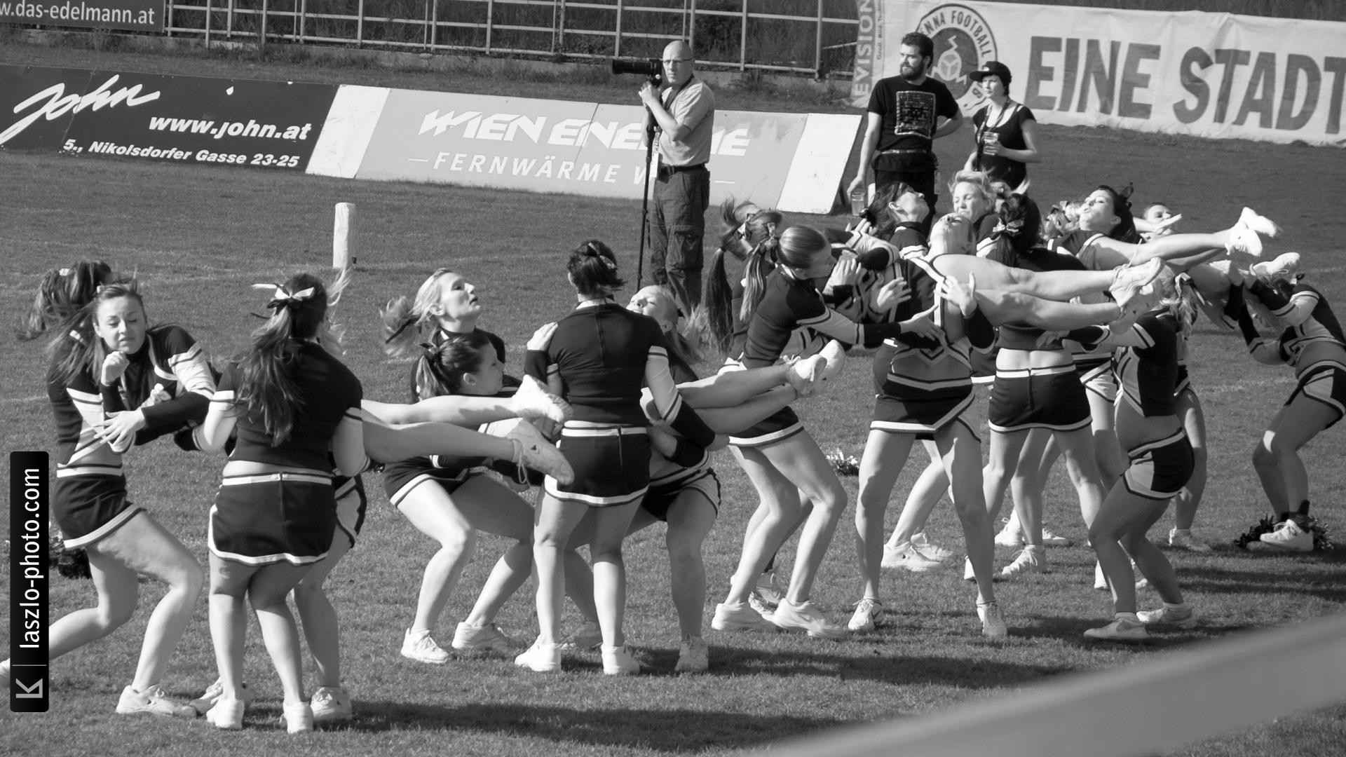 Sideline Impressions, Cheerleaders & more ...