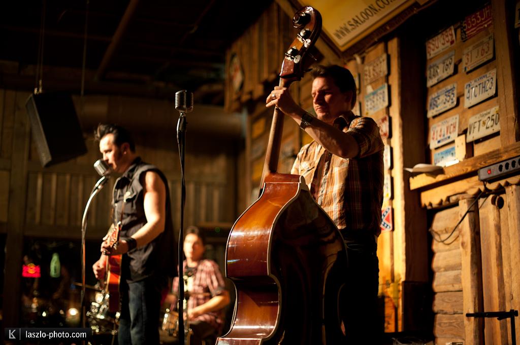 Kingsville @ Saloon 26-02-2011