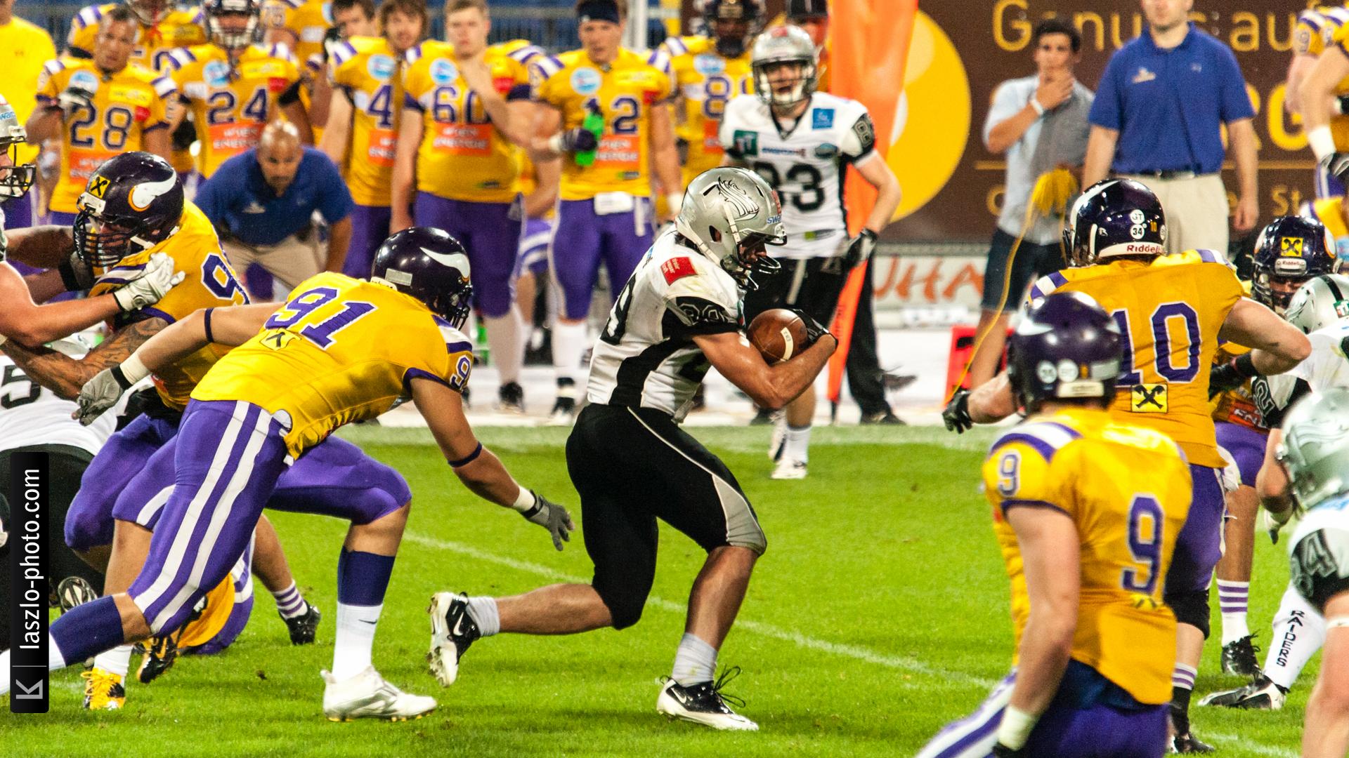 Austrian Bowl 2013