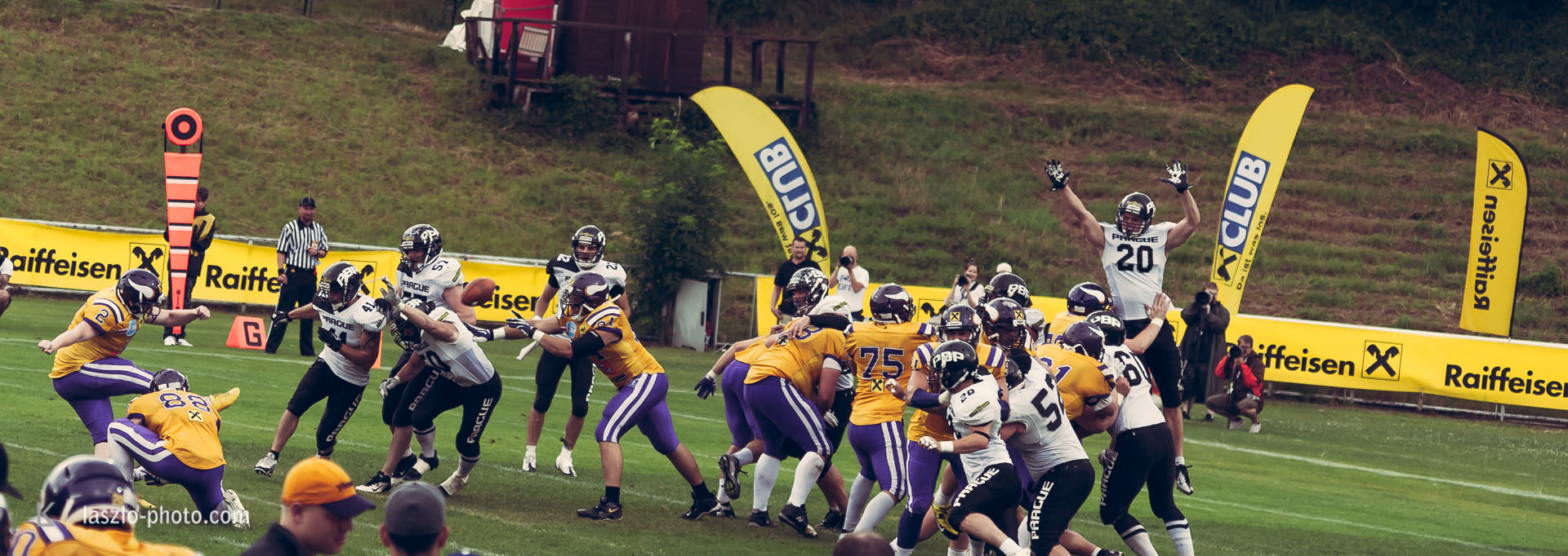 Vikings vs. Panthers