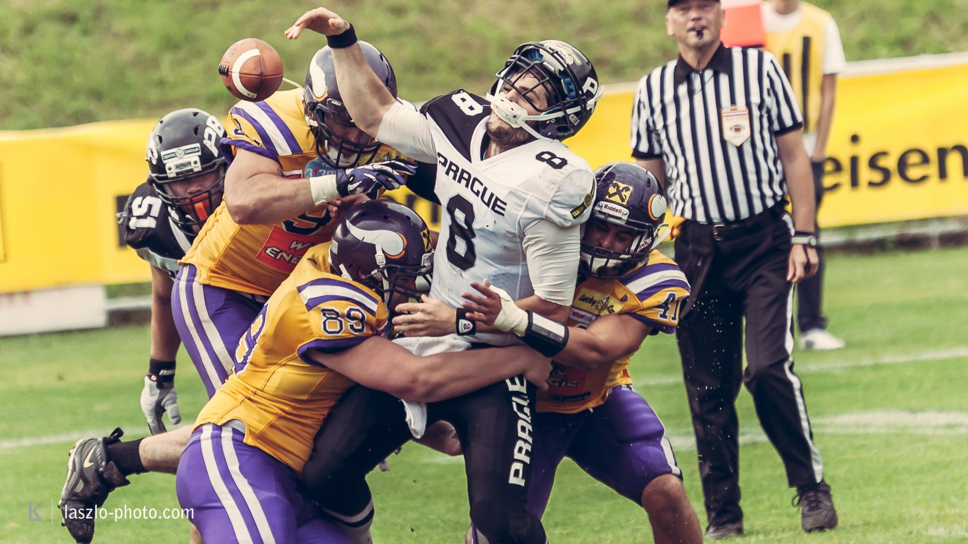 Vikings vs  Panthers 0938