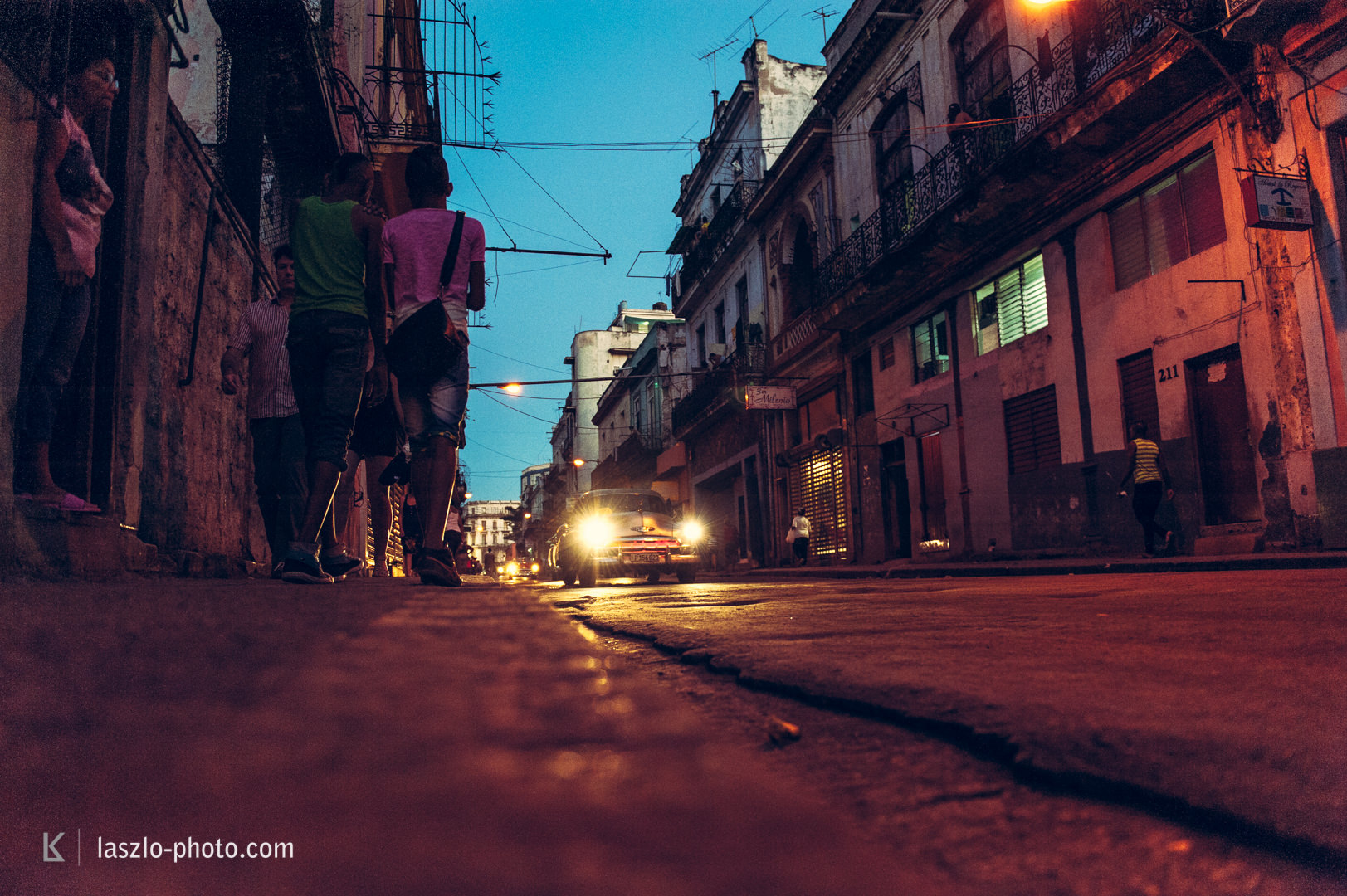 Cuba - Nightlife in Havanna